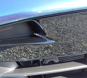NDロードスター、ピアノブラックは洗車好き泣かせ!?