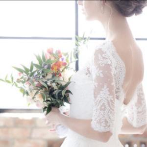 最近の花嫁さんが綺麗な理由のひとつは…