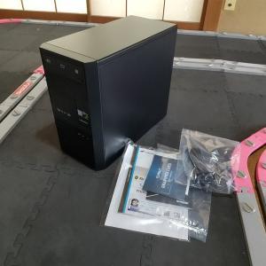 パソコン故障で新しく購入