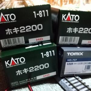 KATO HO ホキ2200