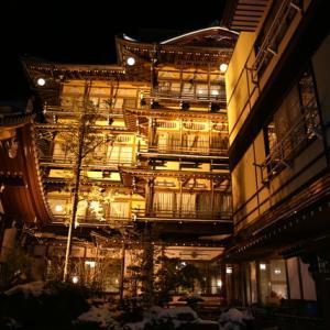 信州渋温泉  歴史の宿 金具屋