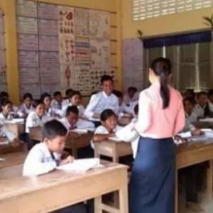 私の夢  高校2年生パウ便り@カンボジア