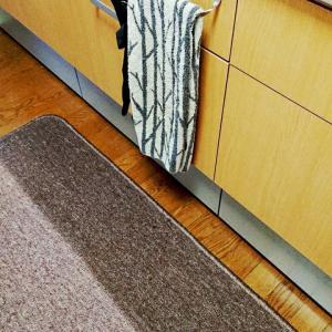 【キッチン】収納の変化☆手拭き用タオルの置き場所・・。