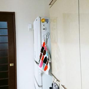 【収納】冷蔵庫の置き場所&キッチン収納グッズ☆引っ越しで変わった収納場所♪