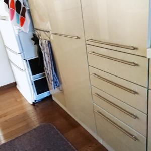 【キッチン収納】備え付けの食器棚(上段)の中身(食器)を公開♪
