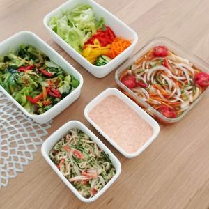 【常備菜】あると楽チン★暑い日に食べたいお野菜たっぷりの作り置き♪