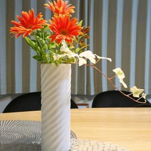 【庭仕事とお花】お花を部屋に飾って楽しむ暮らし♪