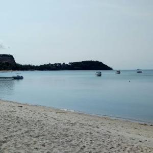 サムイ島 タイ全土 外出禁止令が出ました..