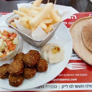 イスラエルレストラン!