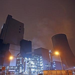 【東京電力】「世界最悪」レベルの事故から9年半に 空から見た福島第一原発の今