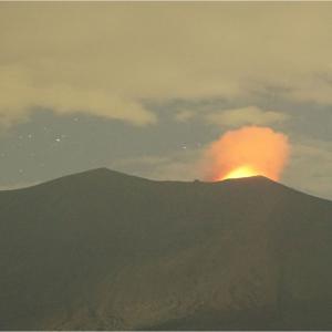 浅間山が噴火したけれど