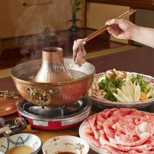 寒い冬は飛騨牛の鍋料理で心も身体も温めましょう。