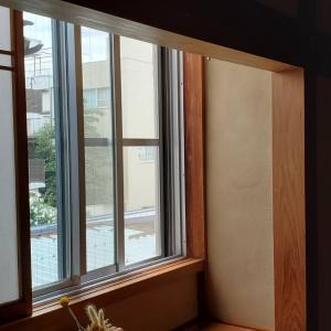 全部屋、窓を開け常時換気で安全安心。