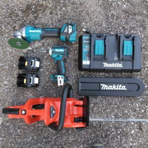 マキタの充電工具