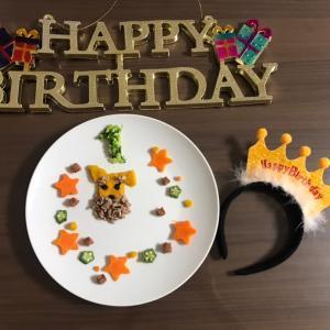ナナちゃん誕生日