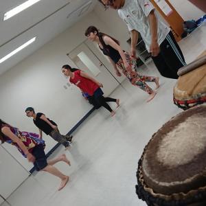 9/16(祝)誰でもWelcome!アフリカンダンスワークショップ【橋本里美】