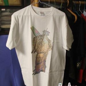 【北海道】北の国から贈られた!無常鬼Tシャツが贈られた!!