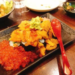 雲丹イクラこぼれ盛り大阪オフ会は美味しすぎて大盛り上がり!2次会でもウニまみれ?(笑)