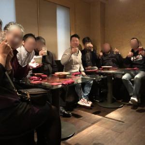 2019年の締めくくりとなった大阪オフ会でまたやってしまった!美味しく眠いパターン!