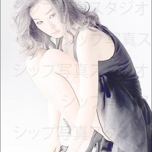 大阪のモデルさんのスタジオ撮影