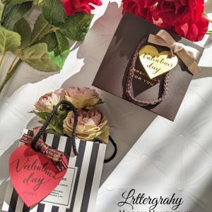 【募集】バレンタイン&ホワイトデー企画♡レタグラフィー体験レッスンのご案内