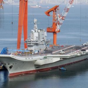 中国初の国産空母が台湾海峡を航行、米軍や海自艦船が追尾…香港デモや台湾総統選を意識か!