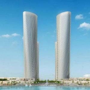 韓国の現代建設がカタールでツインタワー「プラザタワー」の建設を受注…計1400億円規模!