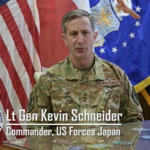 在日米軍シュナイダー司令官、関東地域に公衆衛生上の非常事態を宣言!