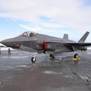 空自三沢基地配備のF-35A戦闘機に自動墜落回避システムを搭載…墜落事故を踏まえた措置!