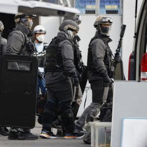愛知県警の装備、いつの間にかヨーロッパみたいになってた!