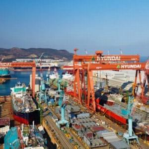 韓国造船3社、カタールからLNG船100隻を受注…ジャックポット歓呼の裏に、仏から「1兆ウォンの請求書」!
