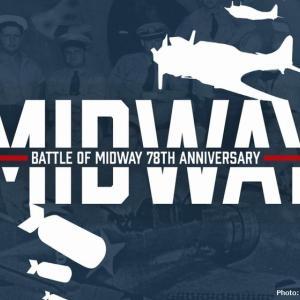本日ミッドウェー海戦にて赤城加賀蒼龍3空母被爆大炎上…飛龍1隻にて反撃せんとす!