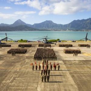 米海兵隊が中国の海洋進出に対抗し即応力のある「沿岸連隊創設(MLR)」を計画…日本やグアムに配備!