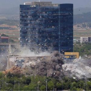 北朝鮮「金剛山・開城工業団地に軍部隊を展開」…軍事合意破棄を示唆!