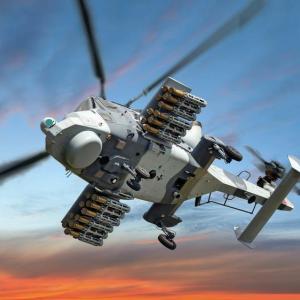 AW159ワイルドキャットヘリが「マートレット」軽量多目的ミサイル試射に成功…イギリス!