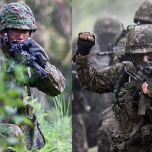 日本と韓国の軍事力、どちらが強いのか?…中国メディアは「韓国は3カ月ももてばいい方だろう」と予測!