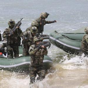 北朝鮮特殊部隊「暴風軍団」の兵士が強盗目的で密かに中国に侵入!