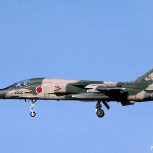 F-1戦闘機、初飛行から46年、各地で静かに見守る展示機たち!
