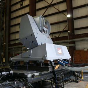 米海軍、アーレイ・バーク級56番艦「ストックデール」に装備されたODINレーザーを公開!