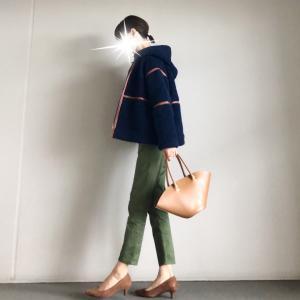 【titivate】人と被らない!技ありデザインボアジャケット