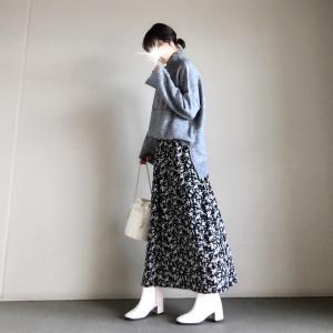【しまむら】トップスを選ばずあわせやすい♡しまむらスカート