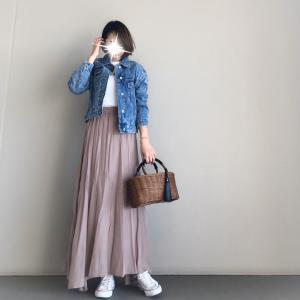 【UNIQLO】やっぱり買ってよかったUNIQLOのデニムジャケット!きれいめ派が選んだサイズ感