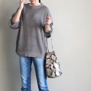 【UNIQLO】実は秋冬の方が活躍度の高いUNIQLOのTシャツ