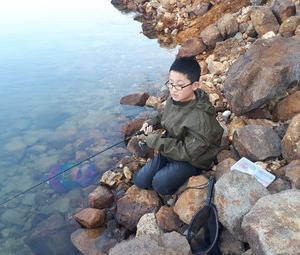 沼沢湖  Rd2  ヒメマス