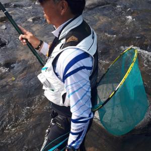 鮎  Rd30  爆釣  日本海側小河川