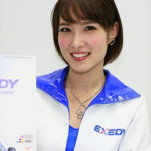 東京モーターショー 2019-004 エクセディ (EXEDY)有村優花さん