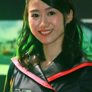 福岡モーターショー 2019-M507 オートポリスサーキットクィーン ARISAさん
