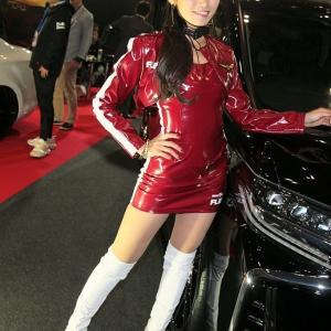 東京オートサロン 2020-024 FLEX GIRL 引地裕美さん