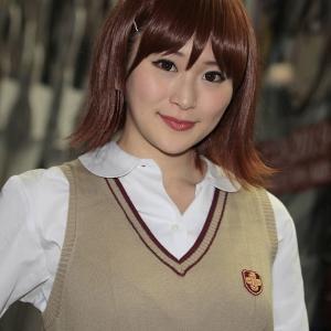 アニメジャパン 2019-029 NBCユニバーサル(御坂美琴)福江菜々華さん