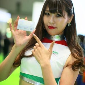 東京モーターショー 2019-031 日本特殊陶業 (NGK/NTK) こんのななさん